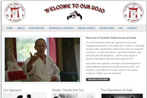 Pucketts Noble House Of Karate