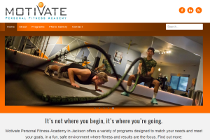 Motivate Personal Fitness